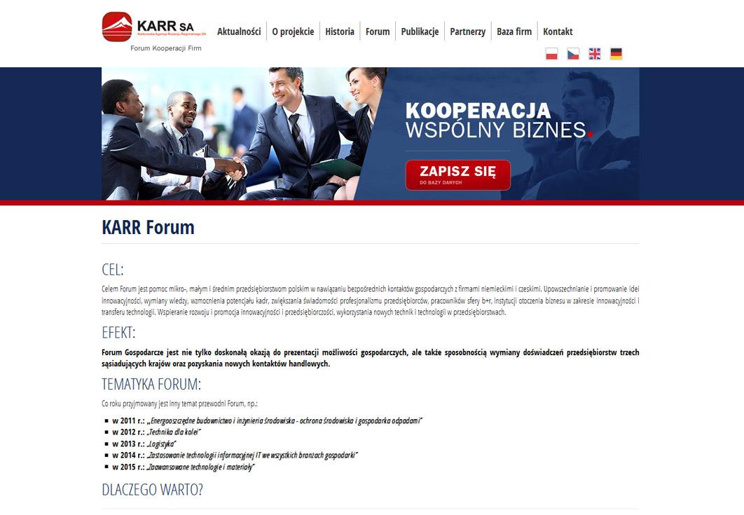 Forum Ekonomiczne KARR