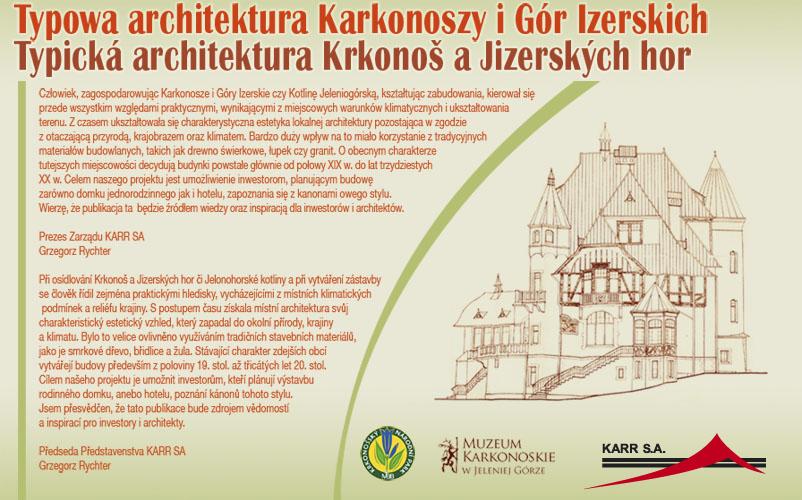 Architektura Kakonoszy_KARR Jelenia Góra
