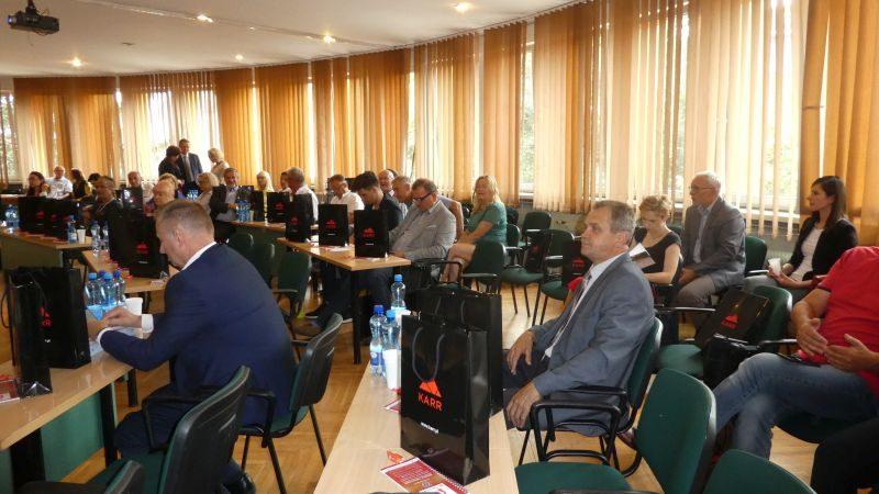 Prezentacja projektu na rzecz rozwoju dolnośląskich małych i mikro przedsiębiorstw 19 czerwca w Bolesławcu