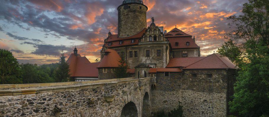 Czocha Castle, Silesia, Poland